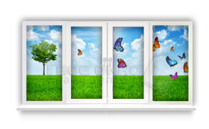 окна рехау киев