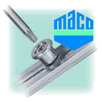 фурнитура maco multi-trend для окон rehau