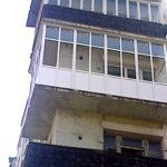 Французский балкон Киев, ул. Артема