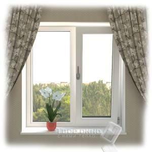 okno10 - Пластиковые окна Вышгород, остекление балконов и лоджий в Вышгороде