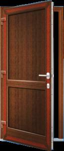 входные двери пвх остекление коттеджа