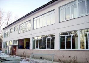 замена окон в детском саду киев