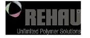rehau logo - Окна ALMPLAST от TVOEOKNO ®