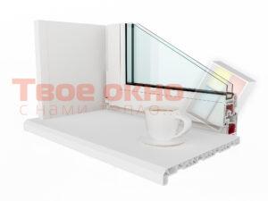 Danke Komfort Beliy 300x225 - Подоконники