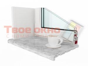 Danke Komfort Seriy 300x225 - Подоконники