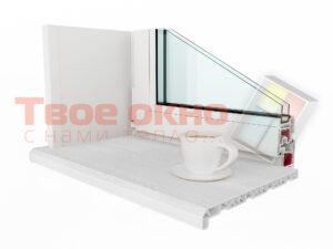 Danke Lalbero Bianco 1 300x225 - Подоконники