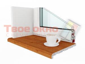 Danke Standard Zolotoy Dub 1 300x225 - Подоконники