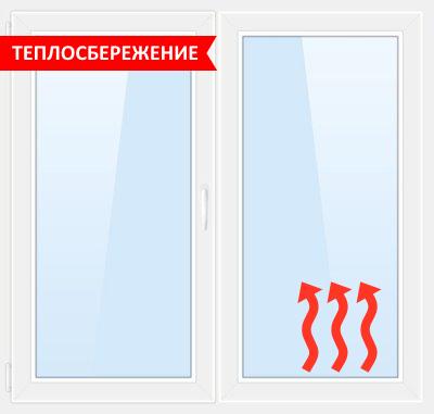 Заказать теплое пластиковое окно просто.Как посчитать теплосбережение пластикового окна?