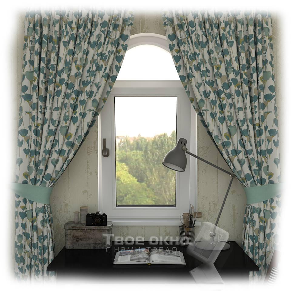 nest3 - Арочные и нестандартные окна