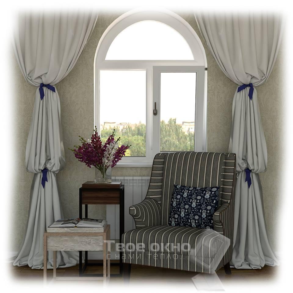 nest4 - Арочные и нестандартные окна