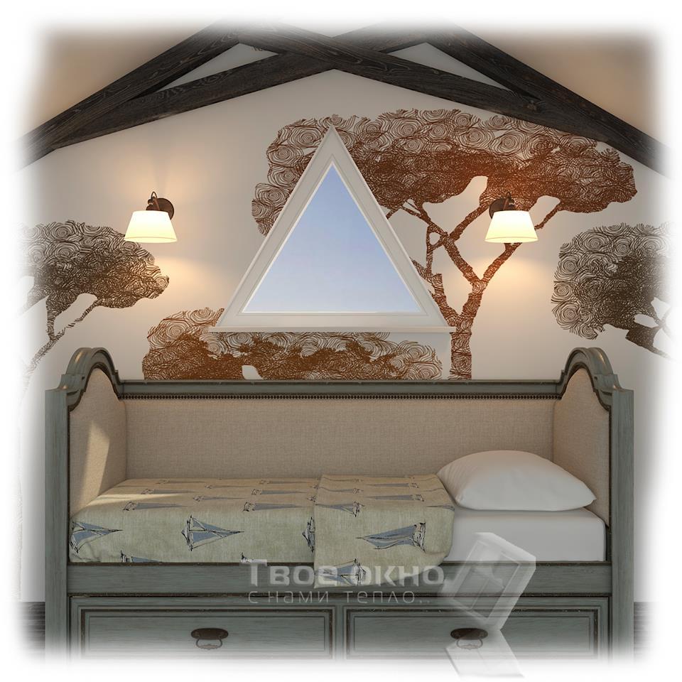 nest8 - Арочные и нестандартные окна