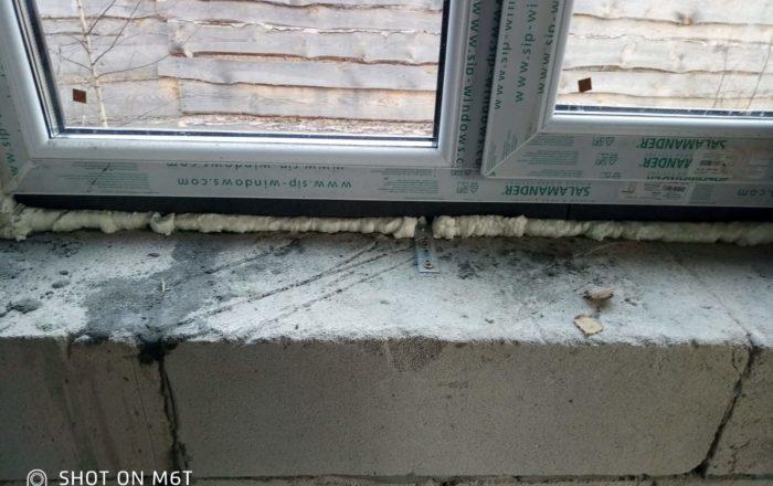 окна salamander в загородный дом