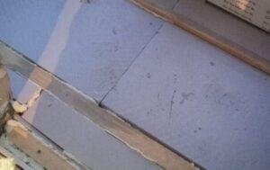 черновой пол на балконе - утепление пенополистерол