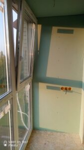 французский балкон фото 1