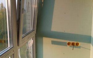 французский балкон под ключ киев