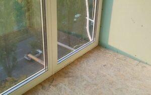 французские окна рехау на балкон