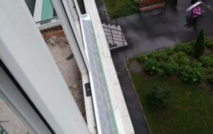 монтаж французского балкона в киеве