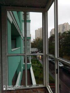 французский балкон киев остекление