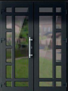 установка офсиных дверей