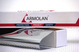 тонированный стеклопакет Armolan