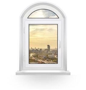 арочные окна киев